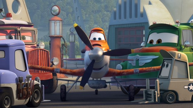 飞机总动员planes